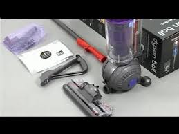 dyson light ball animal bagless upright vacuum dyson light ball dc40 dc42 getting started official dyson video