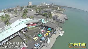 palm street pier bar u0026 grill south padre aerial video by inertia