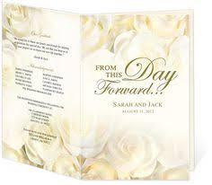 wedding program design template free funeral program templates selection of wedding program