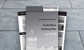 our guide to underfloor heating topps tiles