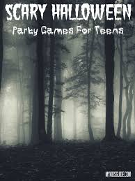 Teenage Halloween Party Ideas Collection Games For Teenage Halloween Party Pictures Best 25