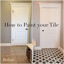 paint kitchen tiles backsplash best 25 painting tile backsplash ideas on painting