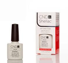 cnd shellac uv nail polish u2013 silver vip status 7 3ml nail stars