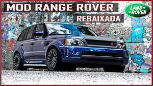 range rover truck range rover rebaixada euro truck simulator 2 youtube
