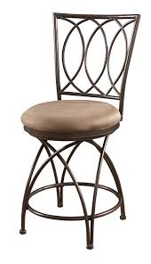 amazon com powell big and tall metal crossed legs counter stool