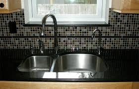 kitchen sink with backsplash kitchen sink backsplash cabinet traditional with apron blue