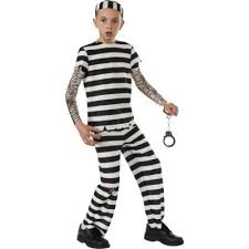 Convict Halloween Costumes Er Doctor Boy Child Halloween Costume Large 10 12 Sabellz