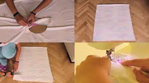 How To Draw A Waving Flag How To Make A Circle Skirt 13 Steps With Pictures Wikihow