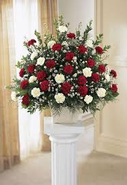 funeral arrangement ftd s24 3809 devotion arrangement kremp