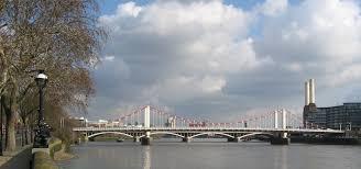 themse gezeiten london themsebrücken ponton s brücken