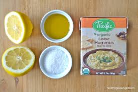 healthy grocery creamy hummus dressing