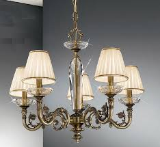 crystal l shade chandelier amazing crystal table l shade only best inspiration for with