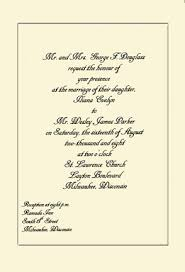 wedding invitations letter composing a wedding invitation using ms word the artful crafter