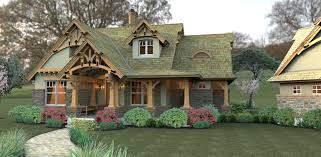 mountain cottage plans mountainside home floor plans