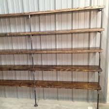 Industrial Shelving Units by Deep Shelf Bookcase Wood Shelf Media Shelf Deep Shelving