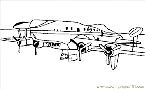 airplane coloring page 09 coloring page free air transport