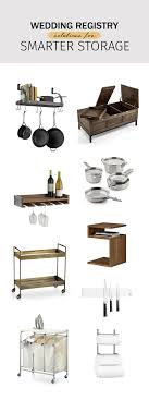 wedding registery ideas stylish picks with crate and barrel the wedding registry wedding