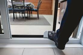 Free Patio Doors Smart Slider Free Patio Door Opener The Green