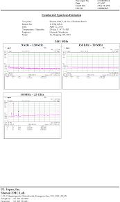 test pattern media k1027 digital media receiver test report fcc dss jvc kenwood