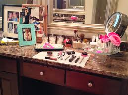 How To Organize How To Organize Your Vanitythe Chic Series