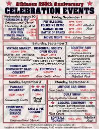 don u0027t miss atkinson u0027s 250th anniversary celebration news