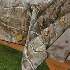 amazon com design imports realtree ap peva vinyl tablecloth