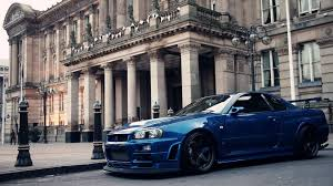 blue nissan skyline fast and furious photo collection 1920x1080 blue nissan skyline
