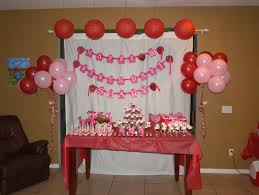 Birthday Table Decorations by Strawberry Birthday Party Shary U0027s Strawberry Shortcake 18th