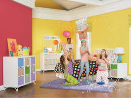 Bedroom With Bright Yellow Walls Fetching Image Of Orange Yellow Awesome Kid Bedroom Decoration