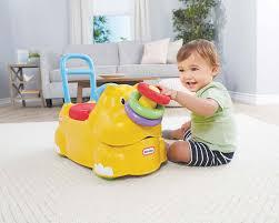 Little Tikes Toy Storage Amazon Com Little Tikes Scoot Around Animal Ride On Rhino Toys