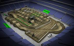 monster truck show metlife stadium 2016 east rutherford sx track map transworld motocross