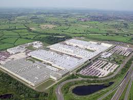 toyota manufacturing toyota manufacturing uk burnaston toyota uk flickr