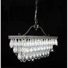 Chandeliers Overstock Add Elegance And Class To Your Abode With This Crystal Glass Drop