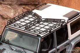 jeep safari rack 2017 jeep concept vehicle ride u0026 drive video drivingline