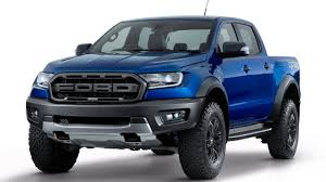 2019 ford ranger spy shots and video 2019 ford ranger raptor revealed with diesel engine