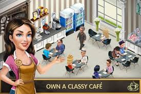 cafe apk my cafe recipes stories apk v2017 2 mod unlimited money apk mod