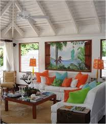 tropical themed living room living room modern caribbean themed living room for island