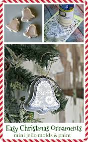 silver bell christmas ornaments handmade with love petticoat junktion