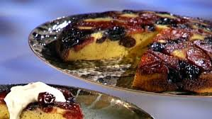 watch rum pineapple upside down cake food network uk