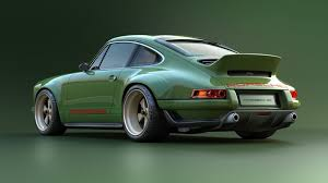 porsche modified the 500hp williams singer porsche 911 moto networks