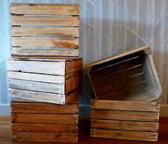 fruit boxes wooden fruit box ebay
