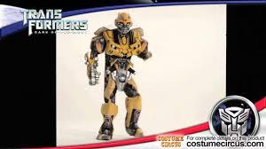 Bumblebee Transformer Halloween Costume Bumblebee Deluxe Transformers Boys Halloween Costumes