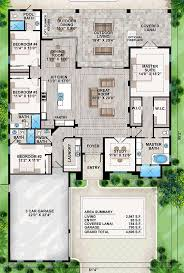 the 25 best mediterranean houses ideas on pinterest coastal florida mediterranean house plan 52919 level one