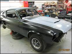 mustang auto shop 1967 ford mustang restoration minnesota s auto and