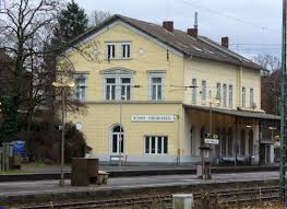 Bonn-Oberkassel station