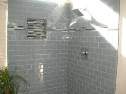 Tile On Wall In Bathroom Bathroom Glass Tiles Bathroom On Dewdrops Recycled Tile Modern