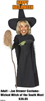Halloween Costume Meme - image tagged in halloween costume witch wicked witch jan stupid