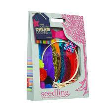 seedling make your own dream catcher craft kit seedling kids toys