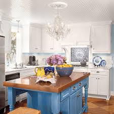 kitchen cabinets islands ideas stylish kitchen island ideas southern living