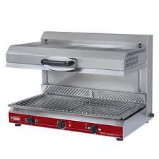 salamandre cuisine salamandre gaz ou électrique cuisine restoconcept com